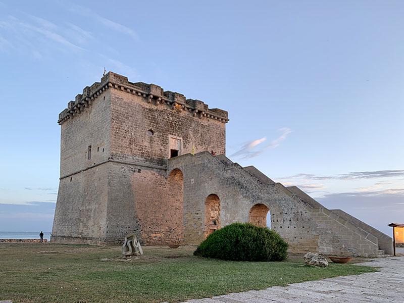 Torre Lapillo - Porto Cesareo